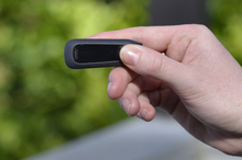 The Fitbit is a nifty device to track your daily activity. Photo / Supplied