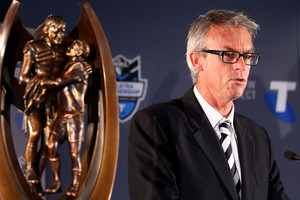 Former CEO David Gallop. Photo / Getty Images