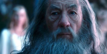 Ian McKellen played Gandalf after Sean Connery turned the part down. Photo/supplied