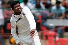 Pragyan Ojha. Photo / Getty Images