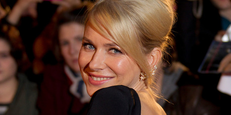 Naomi Watts at the UK premiere of The Impossible. Photo/AP