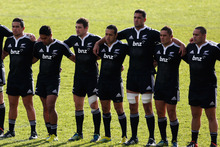 Ross Filipo, Karl Lowe and Kade Poki are out of the New Zealand Maori clash against Canada. Photo /Getty Images