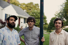 New Jersey band Real Estate. Photo/supplied