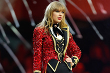 Taylor Swift and Harry Styles are reportedly back together. Photo/AP