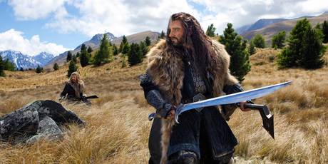 Richard Armitage as Thorin Oakenshield. Photo/supplied
