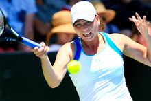 Vera Zvonareva was the number one seed at the 2008 ASB Classic. Photo / File