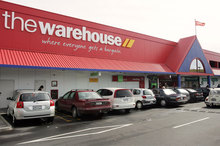 The Warehouse expects adjusted profit in the 2013 year will likely beat last year's $65.2 million. Photo / NZH