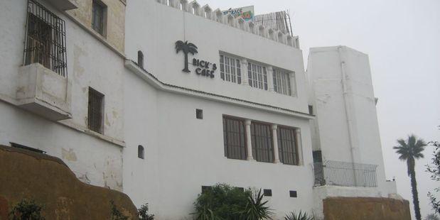Rick's Cafe, Casablanca. Photo / Supplied