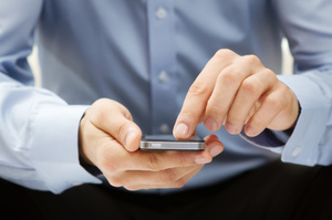 Men in Saudi Arabia will be texted when their female charges cross the border.Photo / Thinkstock