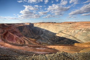 The Australian mining boom is expected to peak next year. Photo / Thinkstock
