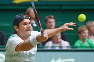 Tommy Haas. Photo / Getty Images
