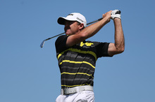 Mark Brown is bidding to be the first Kiwi to win the NZ Open since 2003. Photo / Getty Images
