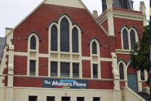 A church in Dunedin with