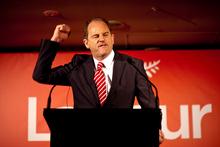 Labour leader David Shearer. Photo / New Zealand Herald