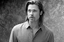 Brad Pitt has copped a bit of flak for his Chanel No.5 ad. Photo / File