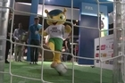 The GoalRef system uses high-tech footballs and sensors so that balls 'know' when they cross the goal line. On show at Soccerex, the world's biggest football exhibition, it's one of two systems in the running to be used at the 2014 World Cup.