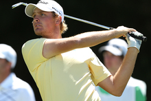 Australian golfer Jake Higginbottom has broken a 56-year drought to become the first amateur to win the New Zealand Open since Harry Berwick triumphed in 1956. Photo / Getty Images.