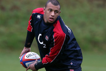 Courtney Lawes has been included in England's 23-man squad for this weekend's Test against New Zealand at Twickenham. Photo / Getty Images. 