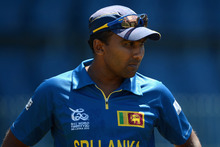 Mahela Jayawardene. Photo / Getty Images
