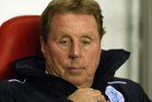 Harry Redknapp's first match as Queens Park Rangers manager saw the Premier League basement club collect a point in a goalless draw away to Sunderland today. Photo / AP