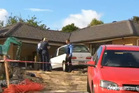 The generator was used in the garage. Photo / One News