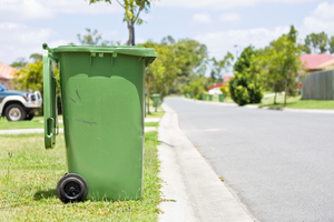 Insurers can expect to pay $342 to replace a standard set of bins. Photo / Getty