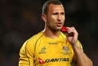 The enigmatic Quade Cooper. Photo / Getty Images