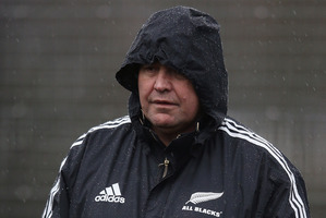 Steve Hansen has built up a wealth of knowledge at test level. Photo / Getty Images