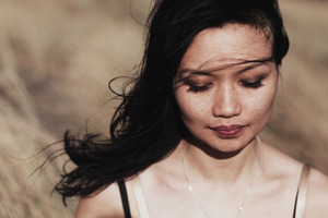 Bic Runga was once an idealistic girl playing guitar in her bedroom. Photo / Supplied