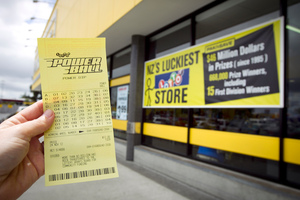 Figures provided by the Lotteries Commission were to July 29 and included Lotto, Strike and Powerball prizes. Photo / Natalie Slade