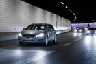 Volvo's V60 Plug-in Hybrid production diesel is a world first. Photo / Supplied