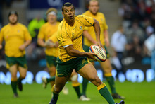Kurtley Beale. Photo / Getty Images
