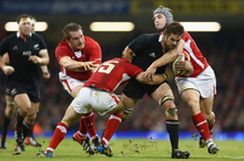 Richie McCaw has led the All Blacks since 2006 and is heading into his 116th test. Photo / Getty Images