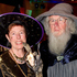 Margaret and Derek Carver dressed as their favourite characters from The Hobbit. Photo / Marty Melville