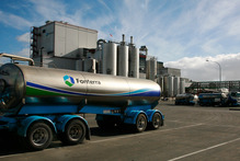 Fonterra's new fund has rated a top price. Photo / File