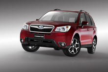 The fourth-generation Forester, on sale in NZ next year, boasts an impressive list of new features. Photo / Supplied
