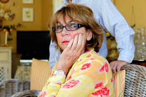 Susie Newbegin and Laurence Oliver believe they were victims of fraud at the hands of Tony Allison. Photo / Michael Craig