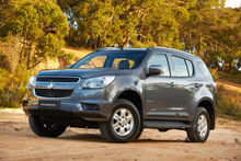 Holden Colorado 7. Photo / Jacqui Madelin