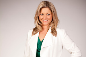 Popular host Toni Street will return from maternity leave in the new year. Photo / Supplied