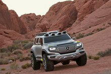Mercedes-Benz Ener-G-Force. Photo / Supplied