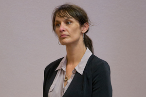 Toni Ericksen has been spared jail for the sake of her younger child. Photo / Doug Sherring