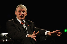 Sir Peter Snell's comments have once again been taken the wrong way. Photo / Getty Images