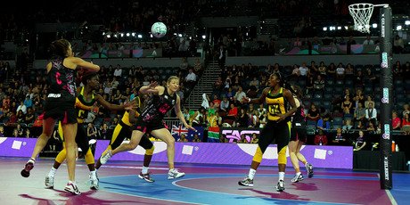 The Fast5 tournament did not attract as many spectators as organisers hoped. Photo / Photosport.co