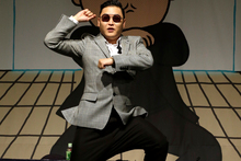 South Korean rapper PSY, who sings the popular Gangnam Style is on the shortlist for Time's Person of the Year 2012.Photo / AP