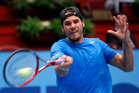 Tommy Haas was recently named ATP comeback player of the year. Photo / AP