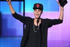 Justin Bieber. Photo / AP