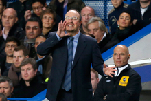 Rafael Benitez. Photo / AP