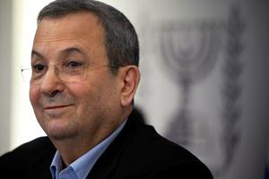Ehud Barak. Photo / AP