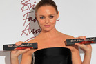 Stella McCartney, winner of Designer of the Year award, at the British Fashion Awards.Photo / AP