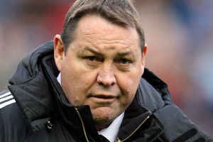 Steve Hansen says he has never witnessed 'perfect'. Photo / AP